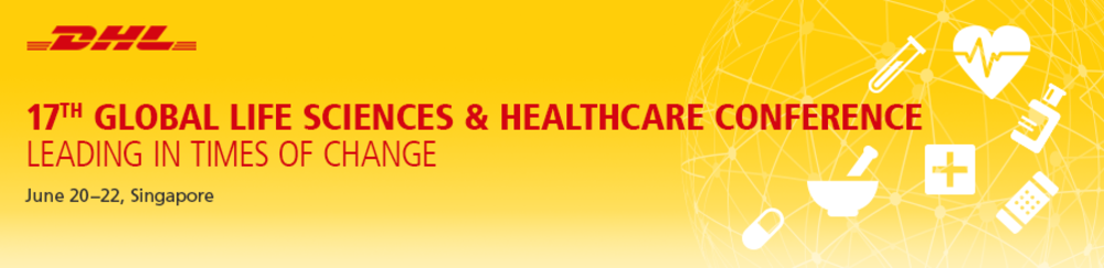 17th DHL Global Life Sciences and Healthcare Conference